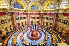 Biblioteca do Congresso Fotografia de Stock Royalty Free