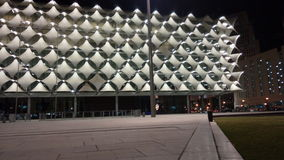 biblioteca do fahd do rei Imagem de Stock