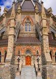 Biblioteca do parlamento fotografia de stock