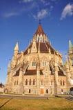Biblioteca do parlamento, Ottawa, Canadá Imagens de Stock