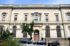 Biblioteca em Baltimore fotos de stock royalty free