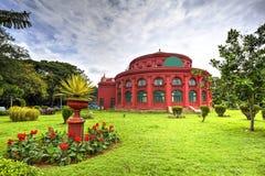 Biblioteca estadual de Karnataka, Índia imagens de stock