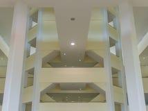 Biblioteca interior Imagen de archivo libre de regalías