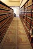 Biblioteca jurídica Fotografía de archivo libre de regalías