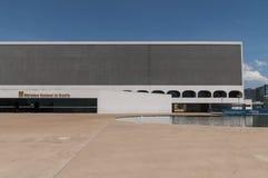 Biblioteca Nacional de BrasAliaa 图库摄影