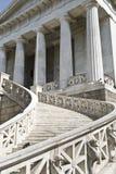 Biblioteca nacional em Atenas, Greece Foto de Stock Royalty Free