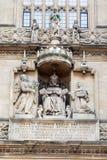 Biblioteca Oxford Inghilterra di Bodleian Fotografia Stock Libera da Diritti