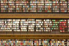 Biblioteca pública Imagem de Stock Royalty Free
