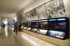 Biblioteca pública de New York em New York City Imagens de Stock Royalty Free