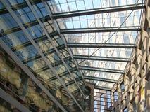 Biblioteca pública de Vancôver Foto de Stock