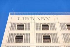 Biblioteca pública municipal (Stadtbibliothek) de Estugarda Imagem de Stock