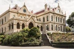 Biblioteca parlamentare a Wellington Fotografie Stock Libere da Diritti