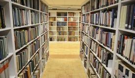 Biblioteca pública Foto de Stock Royalty Free