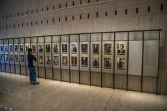 Biblioteca presidencial de LBJ imágenes de archivo libres de regalías