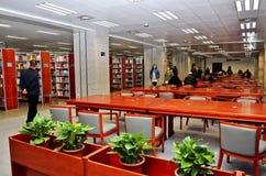 Biblioteca pubblica Fotografie Stock