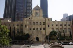 Biblioteca pubblica di Los Angeles Fotografia Stock