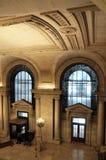 Biblioteca pubblica di New York Immagini Stock Libere da Diritti