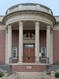 Biblioteca pubblica di Waltham Fotografia Stock Libera da Diritti