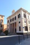 Biblioteca pubblica nei Imperia Immagini Stock