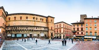 Biblioteca Salaborsa im Bologna, Italien Lizenzfreie Stockfotografie