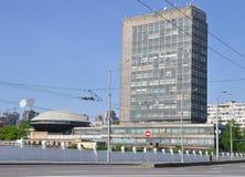 Biblioteca tecnica (Kiev) immagine stock libera da diritti