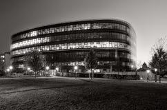 Biblioteca tecnica nazionale 2, Praga Fotografie Stock Libere da Diritti