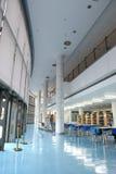 Biblioteca vacía Imágenes de archivo libres de regalías