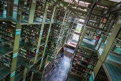 Biblioteca Vasconcelos fotografering för bildbyråer