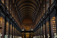 Biblioteca vieja de la universidad de la trinidad, Dublín