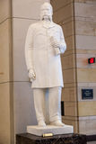 Biblioteca Washington do congresso da estátua Imagens de Stock