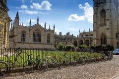 Bibliotecas de Bodleian oxford imagen de archivo