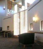 biblioteczni okno obrazy stock