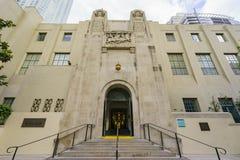biblioteczny Angeles społeczeństwo los obraz stock