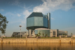 biblioteczny Belarus obywatel zdjęcie stock
