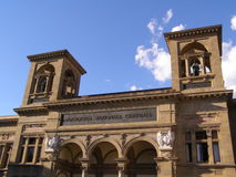 biblioteczny Florence obywatel zdjęcia royalty free
