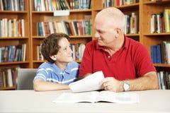 biblioteczny nauczanie