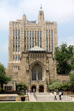biblioteczny uniwersytecki Yale Zdjęcia Stock