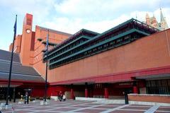 biblioteka brytyjska Zdjęcie Stock