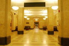 biblioteka lobby fotografia stock