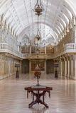 Biblioteka Mafra obywatela pałac Zdjęcia Royalty Free