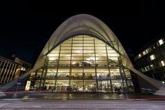 Biblioteka Tromso Zdjęcie Stock
