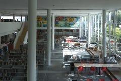 Biblioteki publicznej Medellin biblioteca pública piloto dzień otwarcia Grudzień 2018 fotografia royalty free