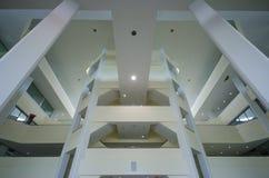 Bibliothèque à la ville d'université de shenzhen Photo stock