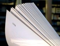 Bibliothèque photographie stock libre de droits