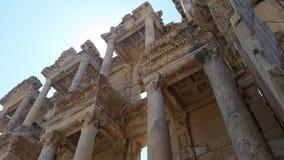 Bibliothèque Celsius Ephesus Image stock