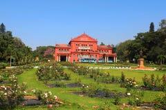Bibliothèque centrale d'état de Karnataka photographie stock
