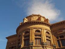 Bibliothèque centrale nationale, Florence, Italie photo libre de droits