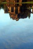 Bibliothèque d'Angkor Wat Image libre de droits