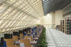 Bibliothèque d'université Image stock