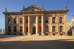 Bibliothèque de Bodleian Photo stock